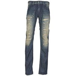 衣服 男士 紧身牛仔裤 Diesel 迪赛尔 THAVAR 蓝色
