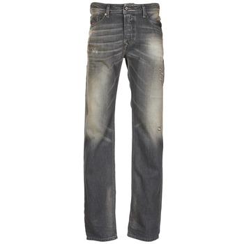 衣服 男士 直筒牛仔裤 Diesel 迪赛尔 WAYKEE 灰色
