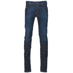 衣服 男士 紧身牛仔裤 Diesel 迪赛尔 SLEENKER 蓝色