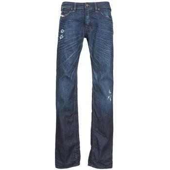 衣服 男士 直筒牛仔裤 Diesel 迪赛尔 SAFADO 蓝色