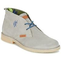 鞋子 男士 短筒靴 U.S Polo Assn. 美国马球协会 AMADEUS 灰色