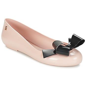 鞋子 女士 平底鞋 梅丽莎 SPACE LOVE IV 玫瑰色 / 黑色