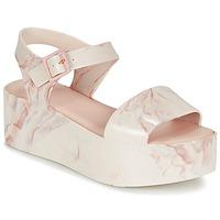 鞋子 女士 凉鞋 Melissa 梅丽莎 MAR 玫瑰色