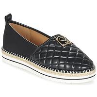 鞋子 女士 帆布便鞋 Love Moschino JA10093G13 黑色