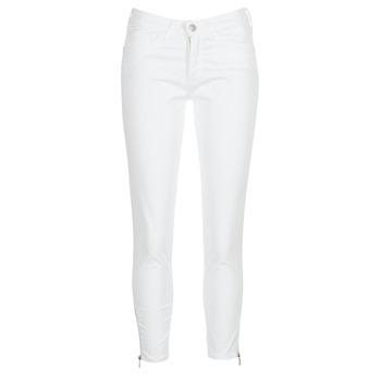 衣服 女士 女士七分裤/女士九分裤 Gaudi PODALI 白色