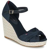 鞋子 女士 凉鞋 Tommy Hilfiger ELENA 3DI 海蓝色