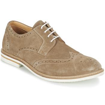 鞋子 男士 德比 Lumberjack ALONSO 米色