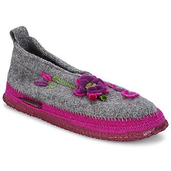 鞋子 女士 拖鞋 Giesswein TANGERHÜETTE 灰色