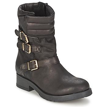 鞋子 女士 短筒靴 Jonak SHUNYATA 黑色