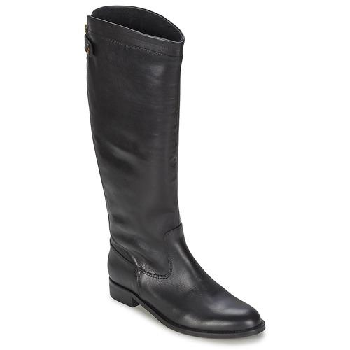 鞋子 女士 都市靴 Jonak BATURINGI 黑色