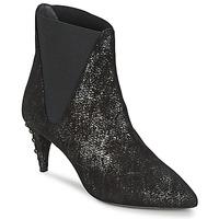 鞋子 女士 短靴 Stéphane Kelian ELSA 7 黑色