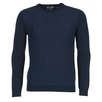 衣服 男士 羊毛衫 Chevignon PULL U-BUMP 海蓝色