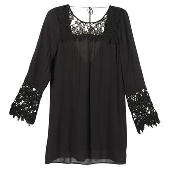 衣服 女士 短裙 Billabong OPEN HORIZON DRESS 黑色