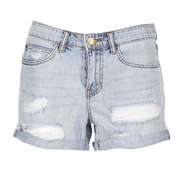 衣服 女士 短裤&百慕大短裤 Billabong FRANKIE 蓝色