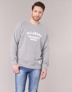 衣服 男士 卫衣 Billabong TROUBLE IN PARADISE CREW 灰色