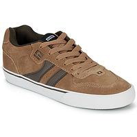 鞋子 男士 球鞋基本款 Globe ENCORE-2 棕色