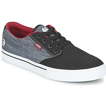 鞋子 男士 球鞋基本款 Etnies JAMESON 2 ECO 黑色 / 灰色 / 红色
