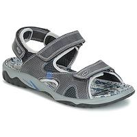 鞋子 男孩 凉鞋 Primigi PACIFICA 灰色