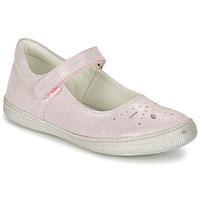 鞋子 女孩 平底鞋 Primigi SPORTY TRENDY 玫瑰色