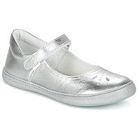 鞋子 女孩 平底鞋 Primigi CLEMENCE-E 银色