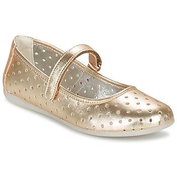 鞋子 女孩 平底鞋 Primigi FANTASY FLAT 金色