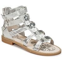 鞋子 女孩 凉鞋 Primigi FANTAYS 银色