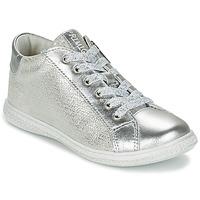 鞋子 女孩 球鞋基本款 Primigi SUTRE 银色