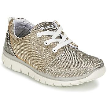 鞋子 女孩 球鞋基本款 Primigi HILOSSA 银色