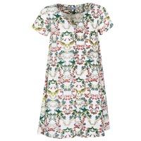 衣服 女士 短裙 Compania Fantastica EPINETA 白色 / 绿色 / 玫瑰色