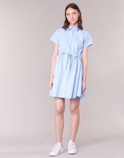 衣服 女士 短裙 Compania Fantastica EBLEUETE 蓝色 / 天蓝