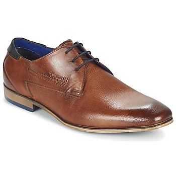 鞋子 男士 德比 Bugatti CALETTE 棕色