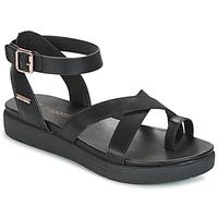 鞋子 女士 凉鞋 Bugatti VENATE 黑色