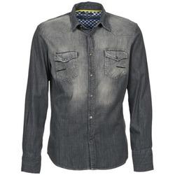 衣服 男士 长袖衬衫 MELTIN'POT CAREY 灰色