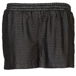衣服 女士 短裤&百慕大短裤 Suncoo BONIE 黑色