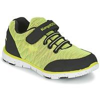 鞋子 男孩 球鞋基本款 Kangaroos NURI ZEBRA 绿色 / 黑色