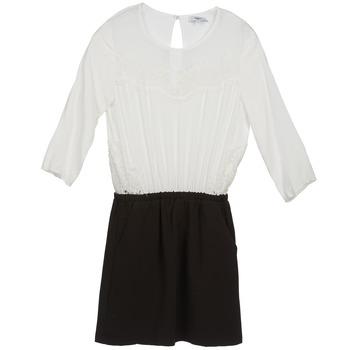 衣服 女士 短裙 Suncoo CELESTINE 黑色 / 白色