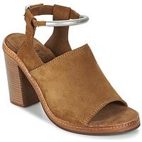 鞋子 女士 凉鞋 Shabbies MARZIO 棕色