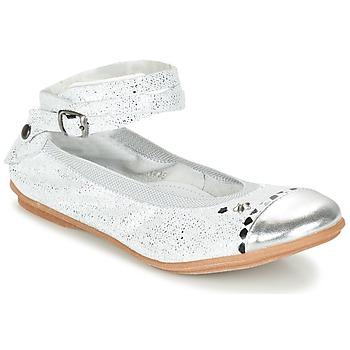鞋子 女孩 平底鞋 Ikks EMILY 银灰色