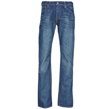 衣服 男士 喇叭牛仔裤 Levi's 李维斯 527 LOW BOOT CUT 蓝色
