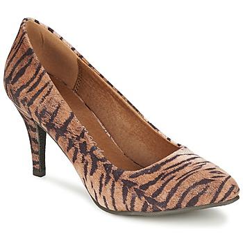 鞋子 女士 高跟鞋 Moony Mood LENI Tigré