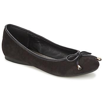 鞋子 女士 平底鞋 Moony Mood LIESA 黑色