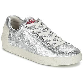 鞋子 女士 球鞋基本款 Ash 艾熙 NICKY 银色