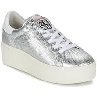 鞋子 女士 球鞋基本款 Ash 艾熙 CULT 银色