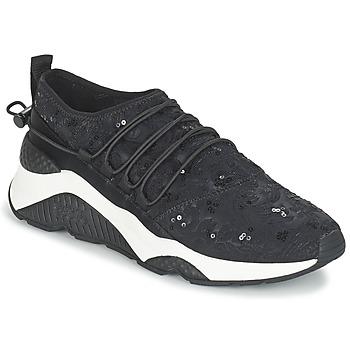 鞋子 女士 球鞋基本款 Ash 艾熙 MISS 黑色