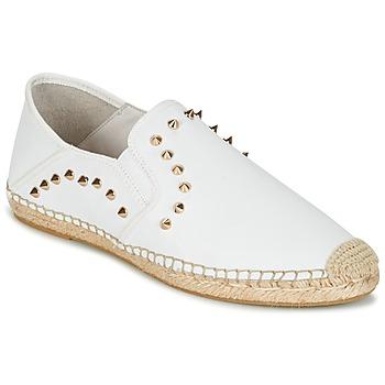 鞋子 女士 帆布便鞋 Ash 艾熙 ZABOU 白色