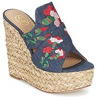 鞋子 女士 凉鞋 Ash 艾熙 BAHIA 蓝色