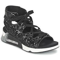 鞋子 女士 凉鞋 Ash 艾熙 LIV 黑色