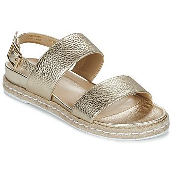鞋子 女士 凉鞋 Dune LACROSSE 金色