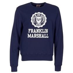 衣服 男士 卫衣 Franklin & Marshall NESS OFRA 海蓝色