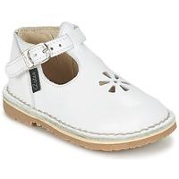 鞋子 女孩 平底鞋 Aster BIMBO 白色